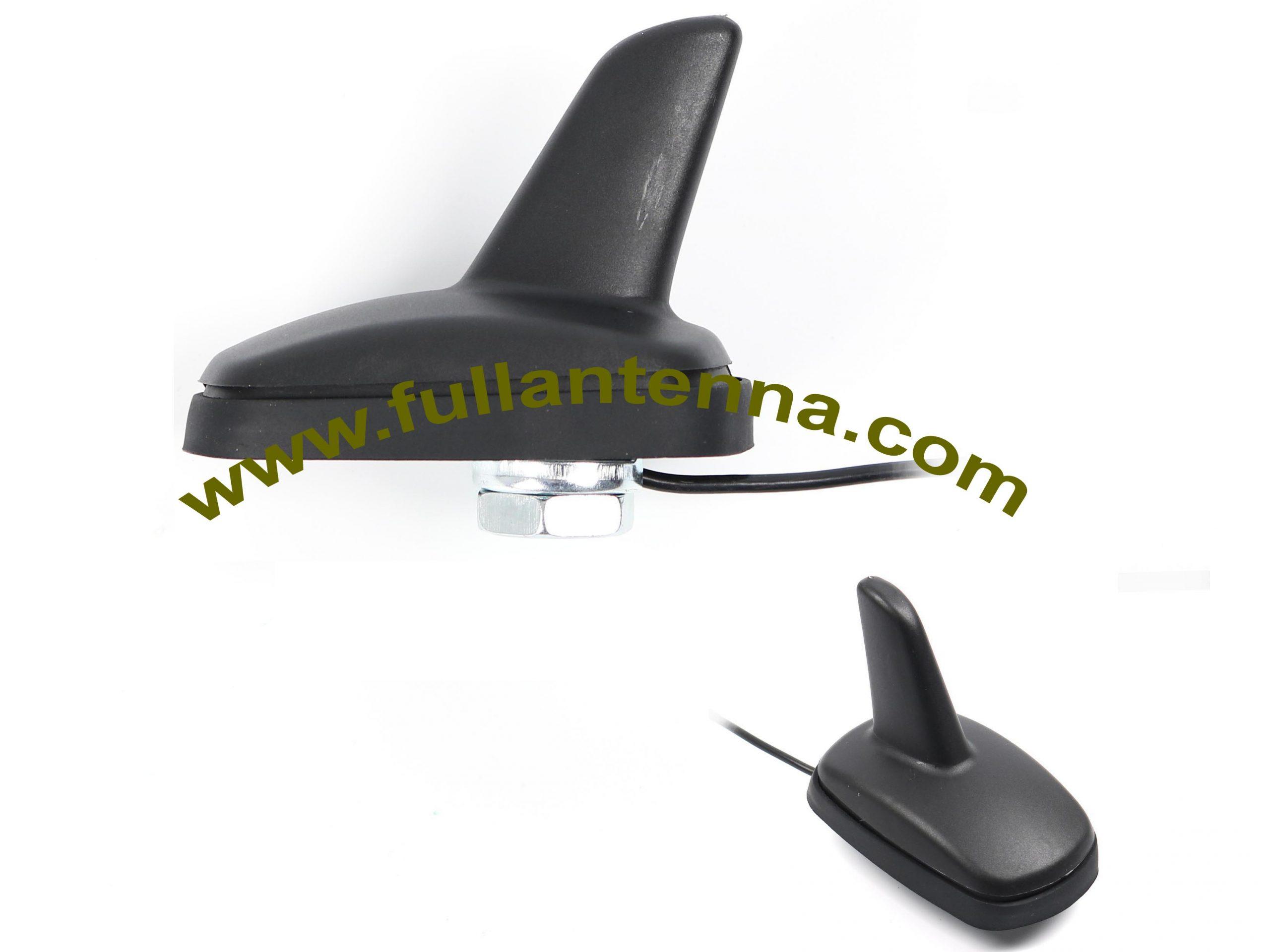P/N:FAGPSGLONASS.09,Gnass External Antenna, Gnass  shark  antenna  with screw moumt