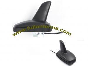 P / N: FAGPS.09, zewnętrzna antena GPS, aktywna śruba anteny rekina GPS lub wysokie wzmocnienie na dachu