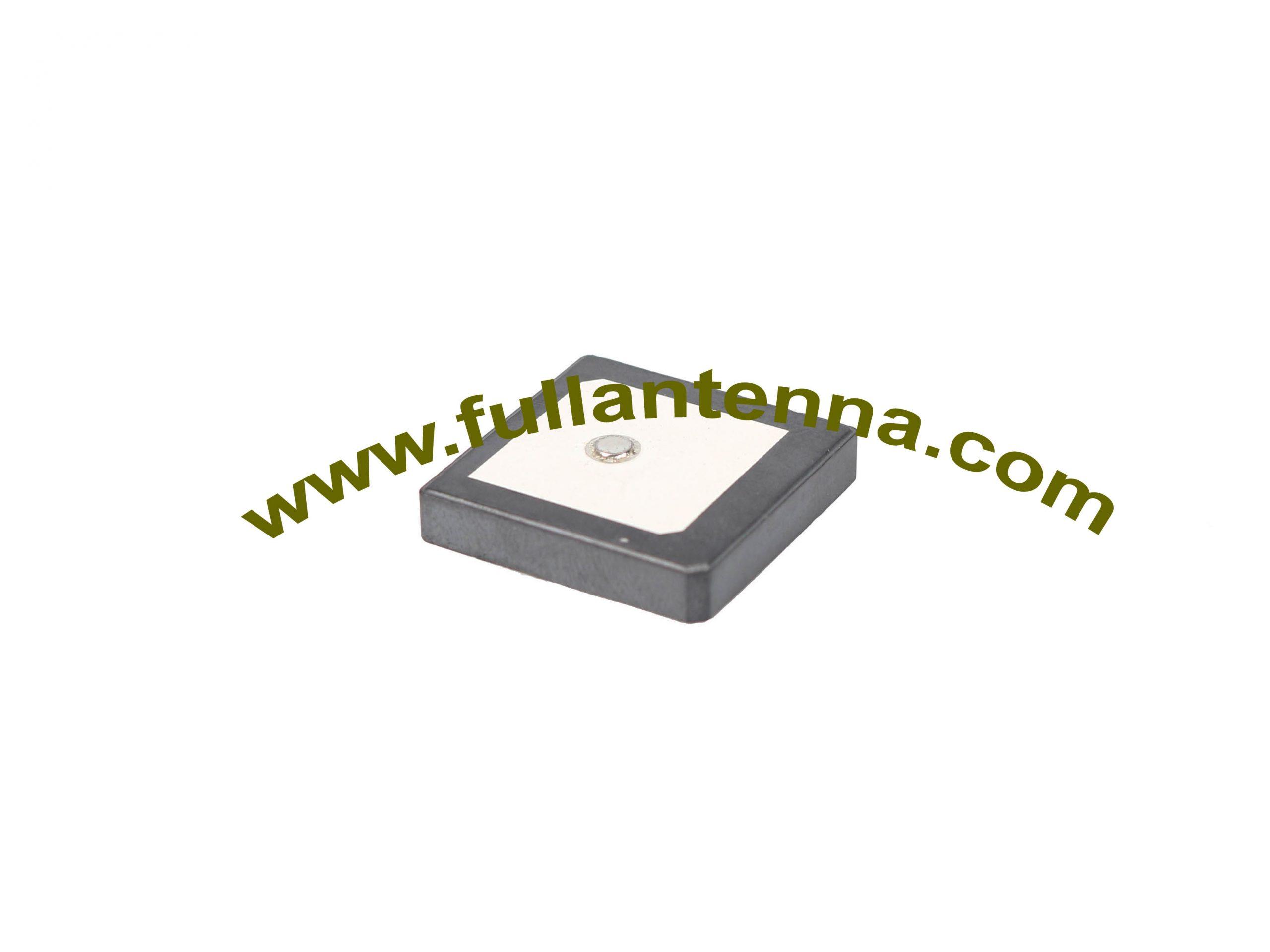 P/N:FAGPS.204,GPS Dielectric Antenna,gps patch antenna 20x20x4mm size pin mount