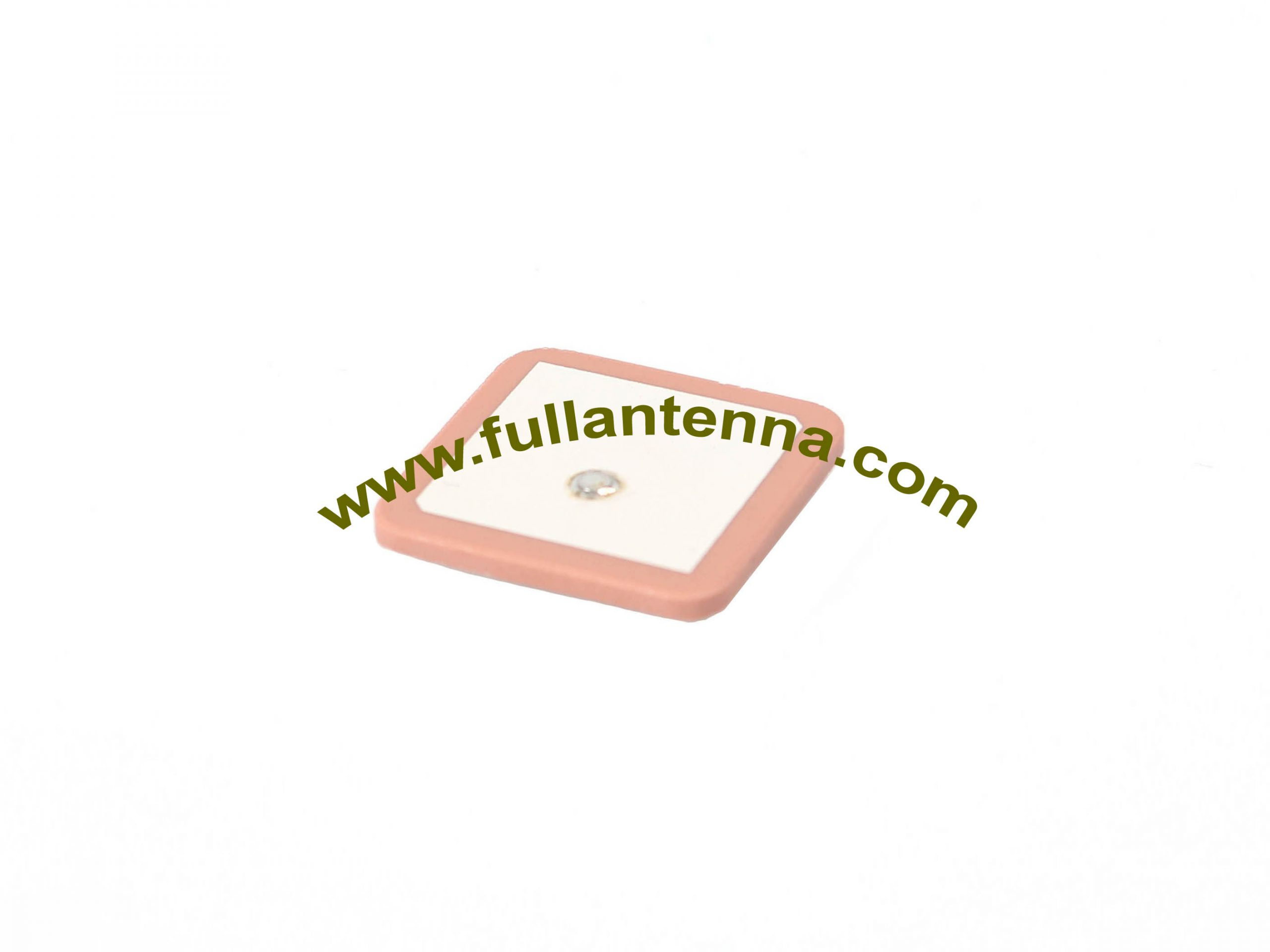 P/N:FAGPSGlonass.252,Glonass Dielectric Antenna,GNSS patch antenna 25x25x2mm size with Pin