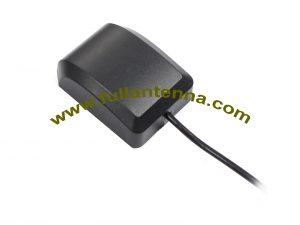 P / N: FAGPS.55, zewnętrzna antena GPS, aktywna antena GPS, zysk 28dbi, długość kabla 1-5 m SMA