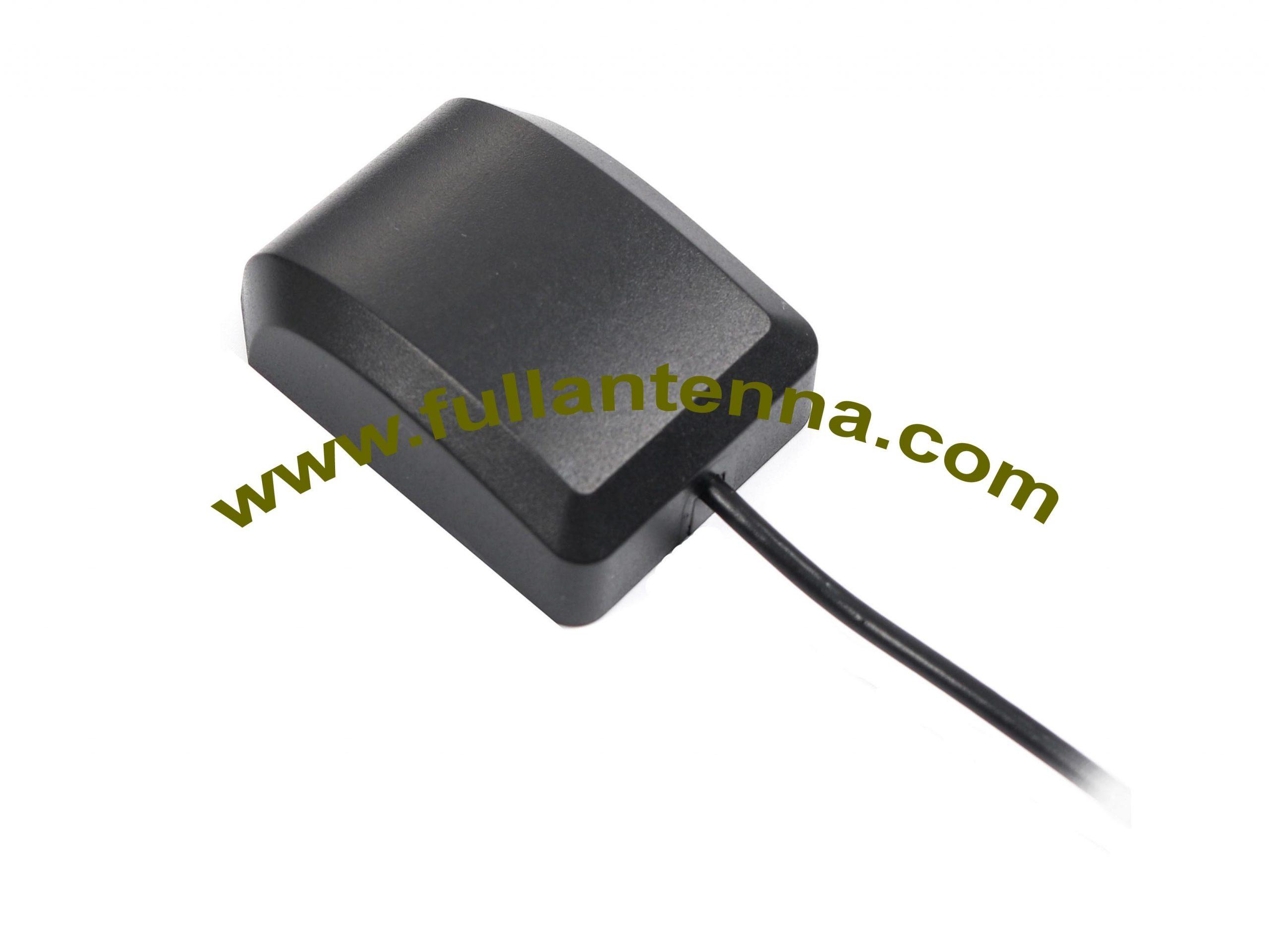 P/N:FAGPS.55,GPS External Antenna,GPS active antenna,28dbi gain  1-5meters cable length  SMA
