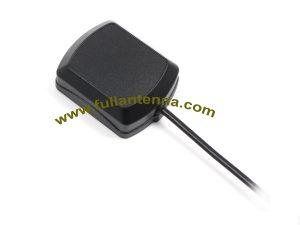 P / N: FAGPS.IB999, zewnętrzna antena GPS, antena GPS FAKRA z mocowaniem magnetycznym