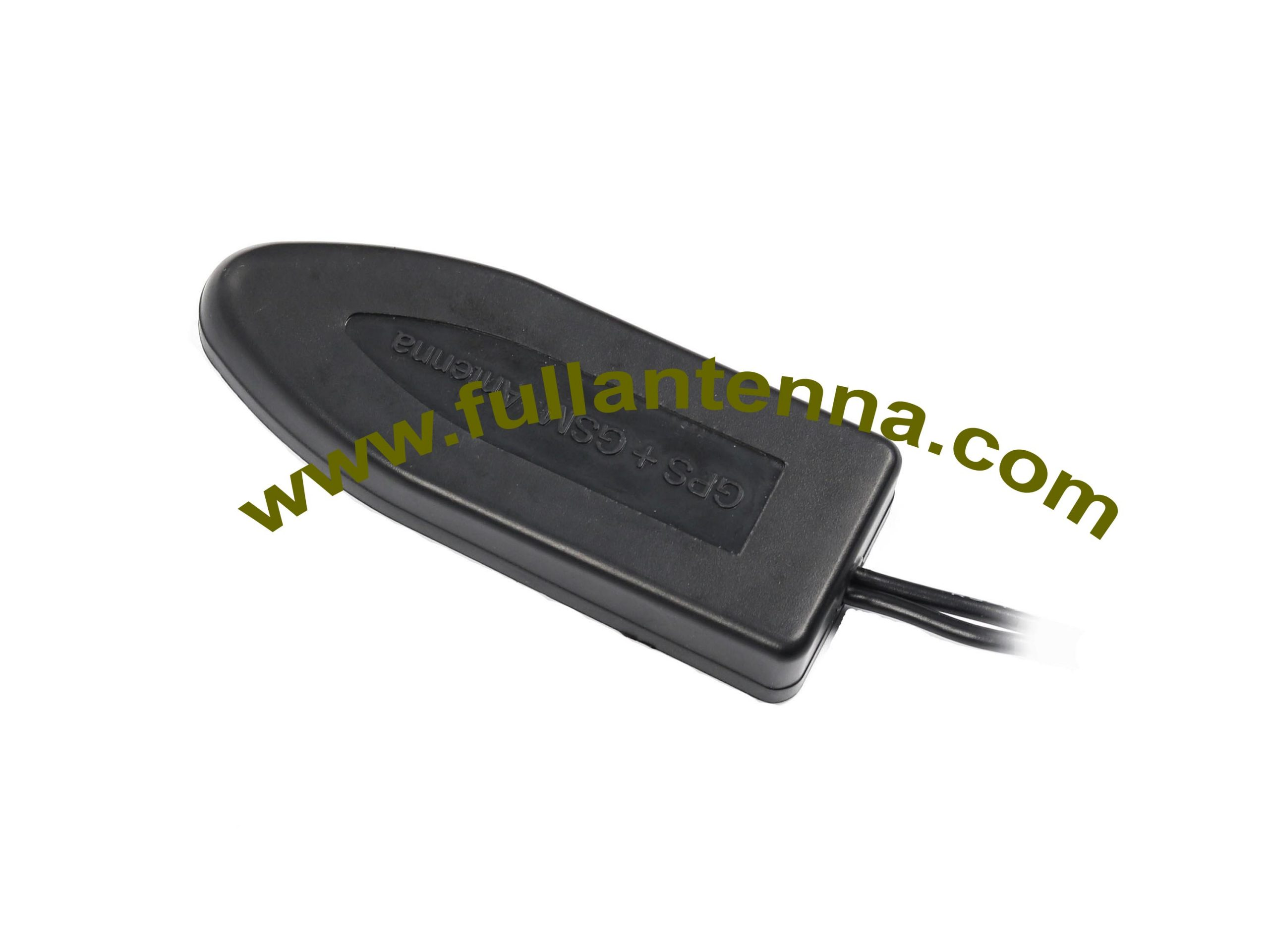 P/N:FAGPSGSM.04,2 In 1 Combined Antenna,patch gps gsm combined antenna 2 cables magnetic mount