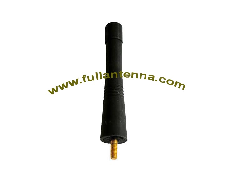 P/N:FAGSM01.02,GSM Rubber Antenna,small Rubber size antenna M3 or M4 Screw