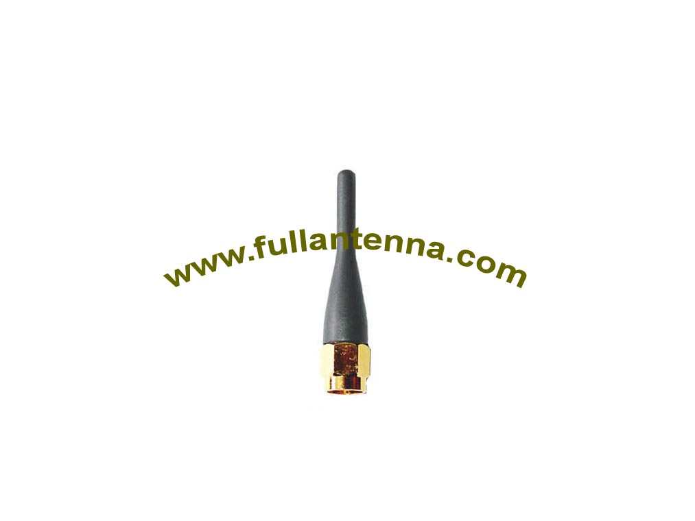 P/N:FAGSM01.07,GSM Rubber Antenna, SMA male