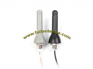 P / N: Antena zewnętrzna FALTE.0801,4G / LTE, obudowa w kolorze szarym lub czarnym i montaż śrubowy