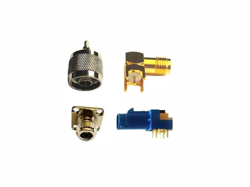 RF Connector Solution