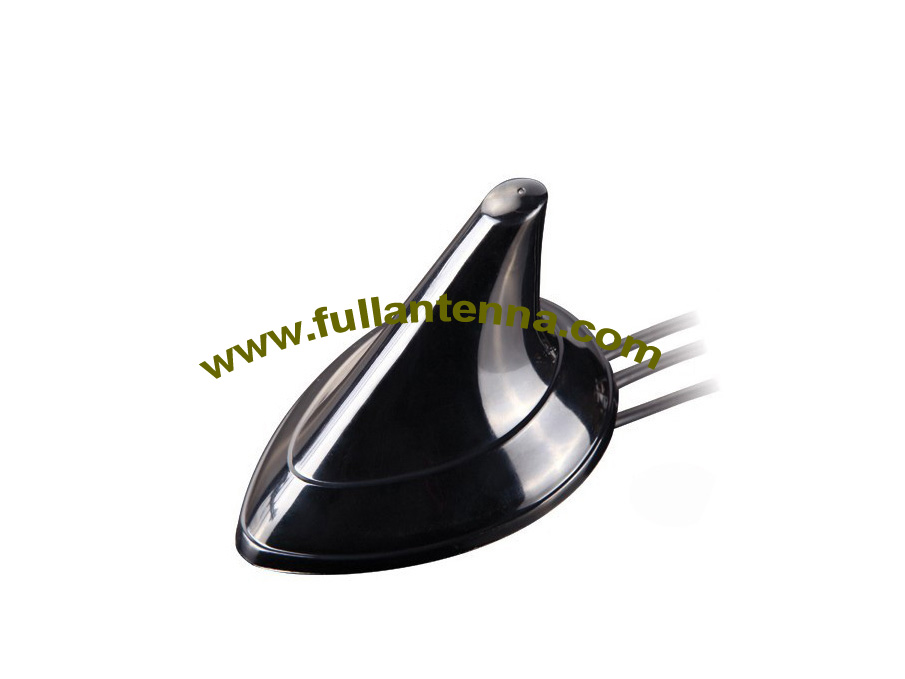 P/N:FAGPSGSMWifi.50 ,3 In 1GPS GSM WIFI Combined Antenna with screw mount
