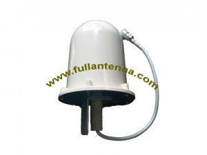 P / N: Antena zewnętrzna FALTE.18,4G / LTE, antena 12dbi 4G Biały kolor